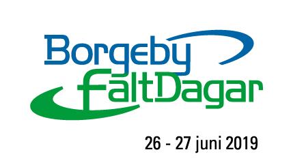 Besök oss i monter S104 på Borgeby Fältdagar!